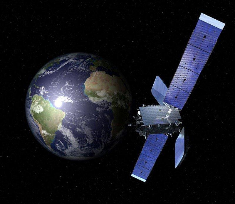 Nuevo satélite para acceso a internet desde aviones en América