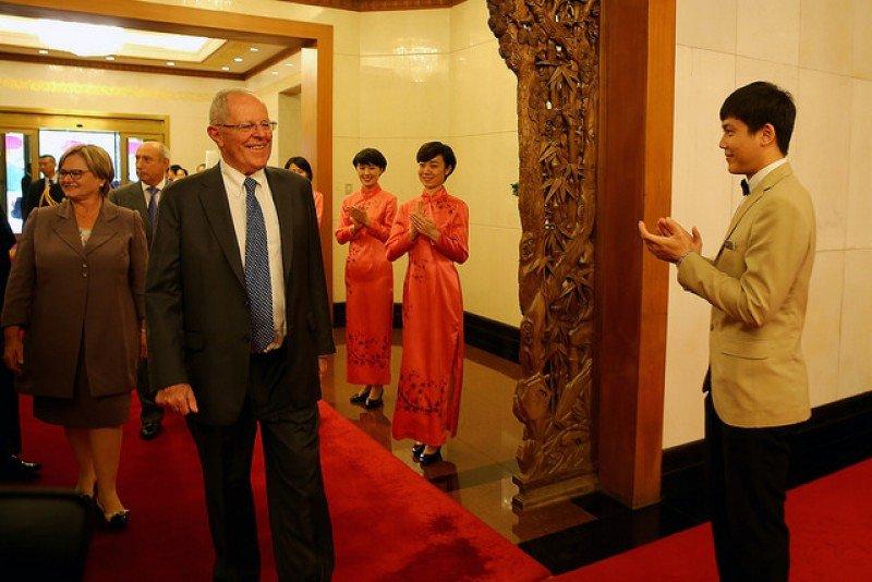 China es el primer país al que viaja Kuczynski en visita oficial.