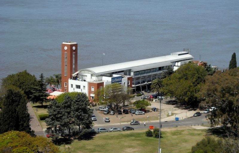 Estación fluvial de la ciudad de Rosario.