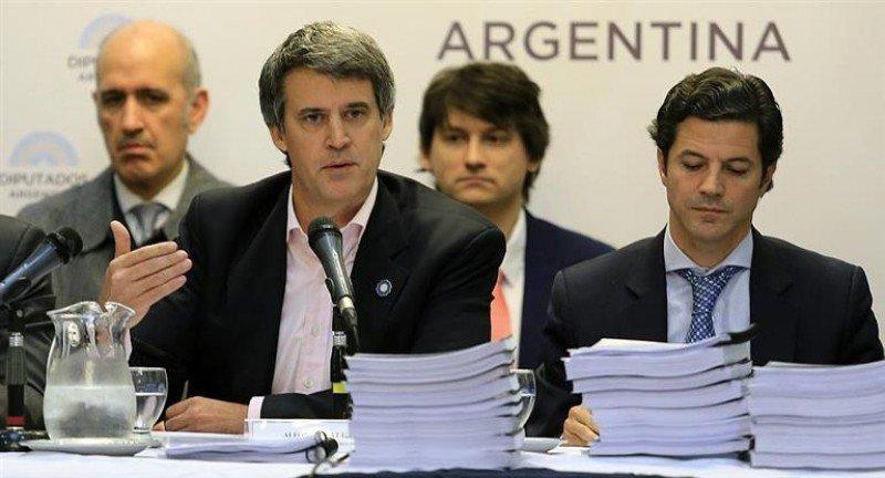 Presupuesto 2017 de Argentina contempla crecimiento económico de 3,5%