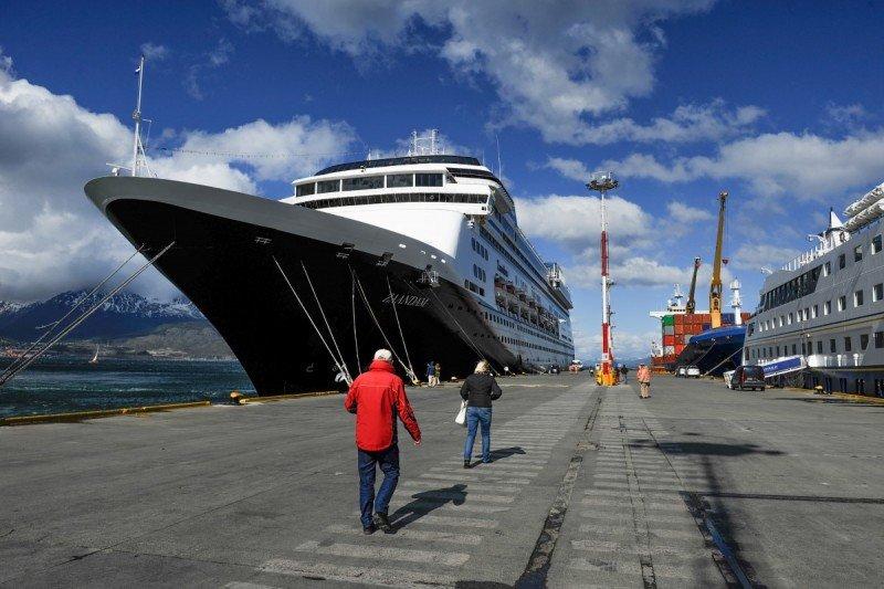 Ushuaia proyecta temporada de cruceros con 300 recaladas