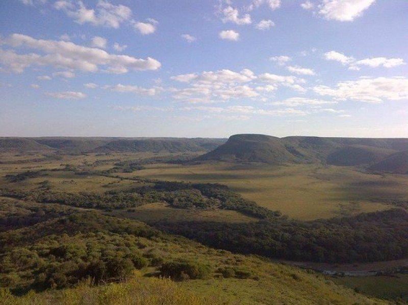 El paisaje del Valle del Lunarejo será complementado con servicios e instalaciones para los visitantes.