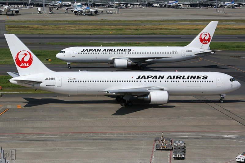 Iberia y Japan Airlines amplían su acuerdo de código compartido a la ruta Madrid–Tokio