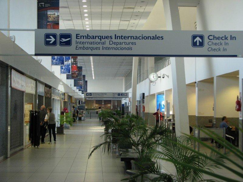 Aeropuerto Internacional de Rosario.