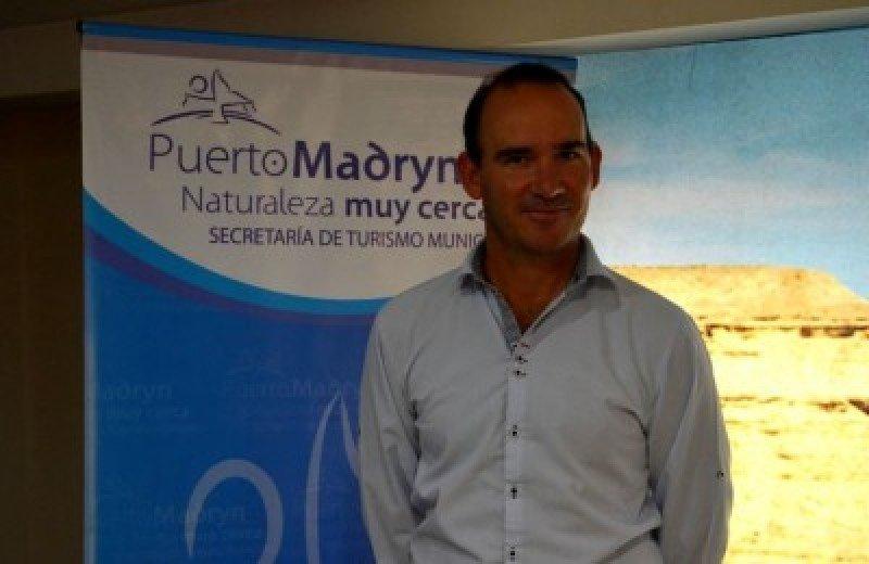Herman Müller, nuevo ministro de Turismo de Chubut