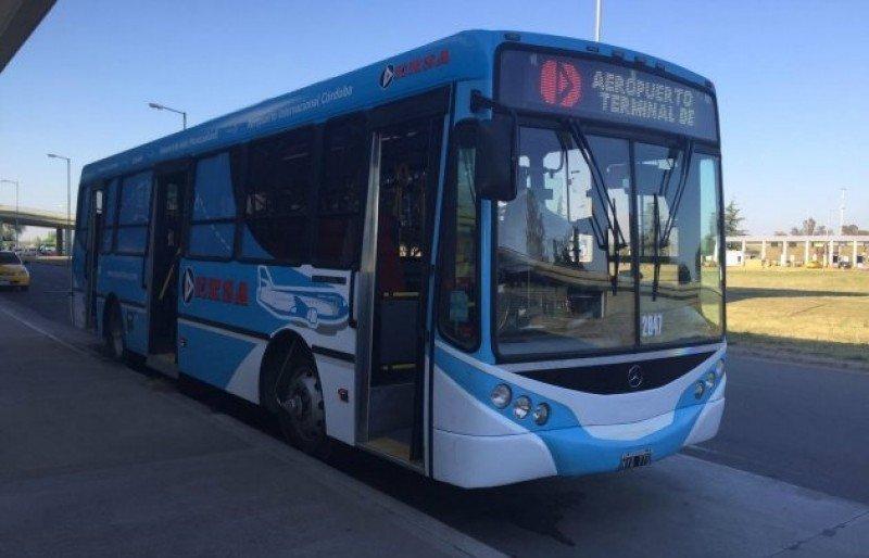 Córdoba incorpora servicio de bus desde el aeropuerto