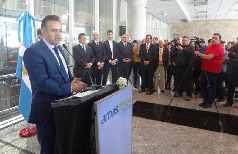 Sergio de Urioste, presidente del Grupo Amaszonas, manifestó la expectativa de aumentar las frecuencias rápidamente.