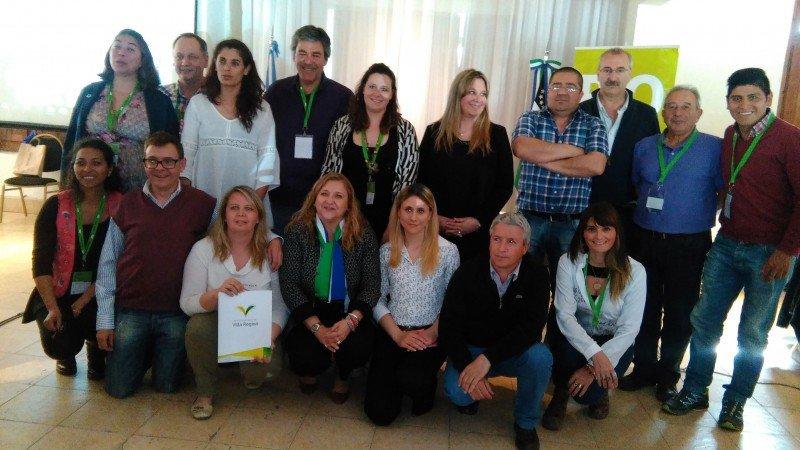 Integrantes del Consejo Provincial de Turismo de Río Negro.