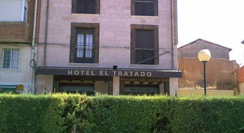 Tocata y fuga en un hotel de Tordesillas