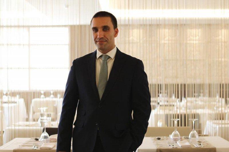 Juan José Gil, nuevo director del Hotel Don Pancho.