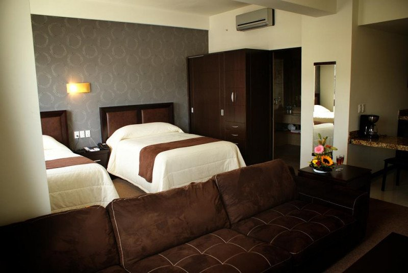 El hotel cuenta con 172 habitaciones, con las que el Grupo supera las 7.500 en el país.