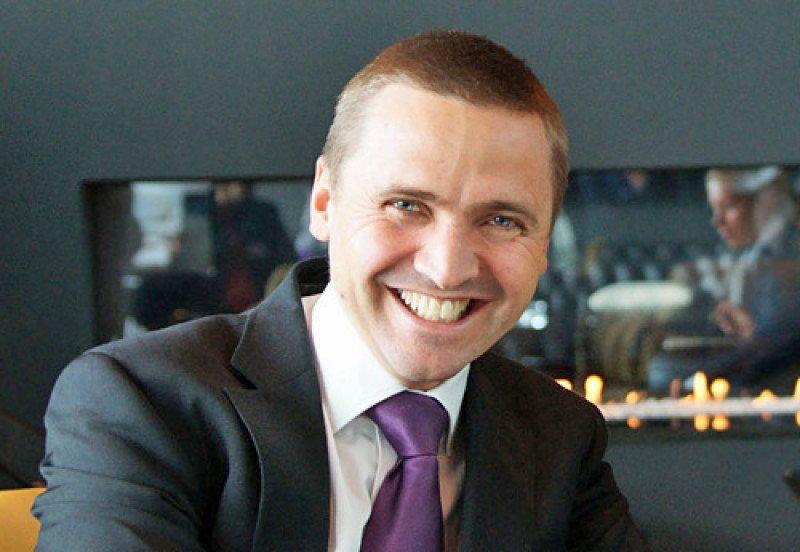 El presidente del grupo de agencias alemán RTK, Thomas Bösl.