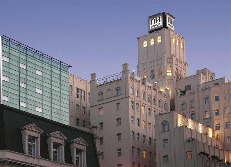 NH Hoteles analiza proyectos en Buenos Aires y ciudades de Argentina
