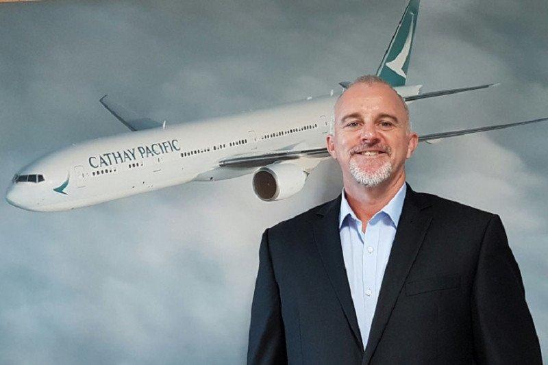 Cathay Pacific nombra un nuevo director general para España