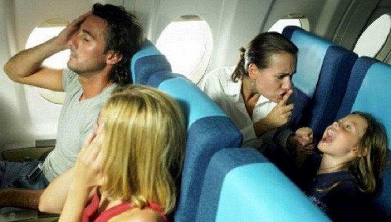 Regresan a los aviones zonas libres de niños