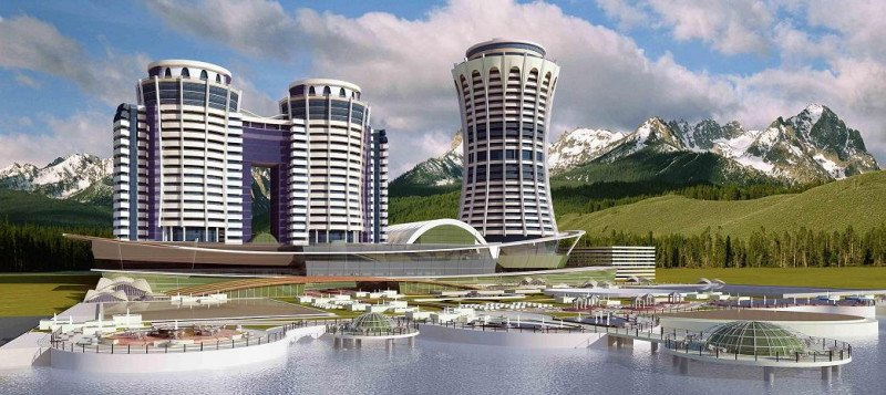 Meliá gestionará el primer hotel internacional de 5 estrellas en Irán, el Gran Meliá Ghoo, dentro del mayor complejo mixto residencial, comercial y hotelero desarrollado en el país, que se está construyendo en Salman Shahr, un popular destino vacacional del mar Caspio.