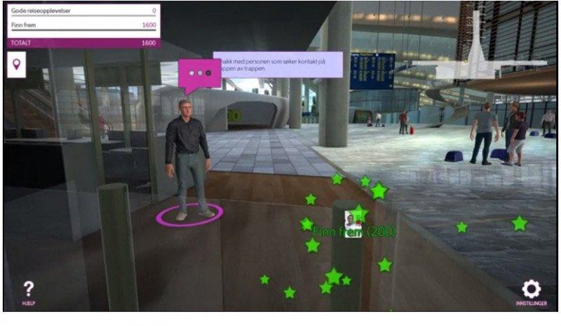 El videojuego: la nueva tecnología para entrenar personal
