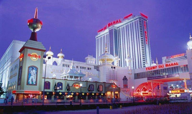 La clausura de hotel casino Trump Taj Mahal deja 3.000 desempleados