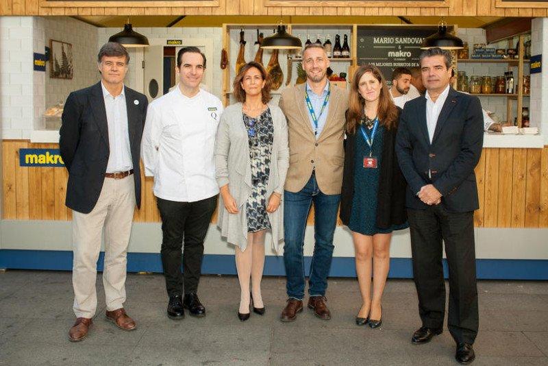 Isabel Borrego participó en el lanzamiento de los llamados Martes de la Hostelería, una iniciativa que el sector quiere instaurar del mismo modo que existe el día del espectador.