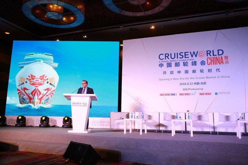 NCL  se vuelca en el mercado chino sumando tres marcas
