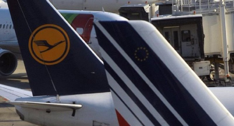 Las low cost de Lufthansa y Air France KLM 'salvan' a sus matrices (foto: BBC/ Getty Images).
