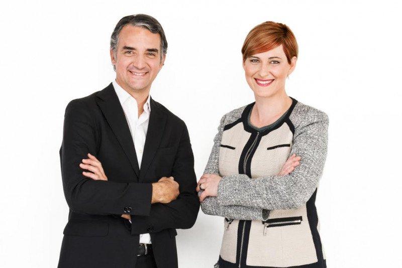 Las empresas españolas cuando salen fuera son bastante más audaces que dentro, aseguran Francisco Gutiérrez y Mónica Muñoz, socios-fundadores de The Innova Room.