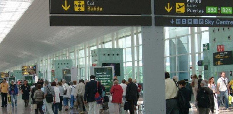 Barcelona-El Prat figura entre los aeropuertos de mayor crecimiento en el Grupo 1, infraestructuras con un tráfico anula superior a los 25 M de pasajeros.