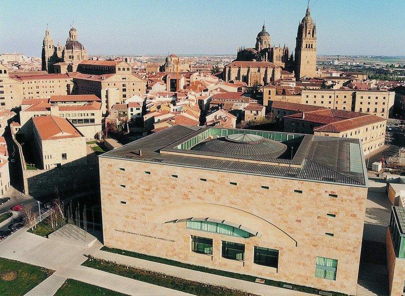 El Palacio de Congresos de Salamanca acogerá el Congreso de Hoteleros Españoles en noviembre.