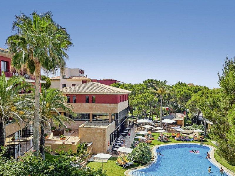 La cadena tiene una fuerte presencia en Mallorca. Foto: Allsun Hotel Illot Park.