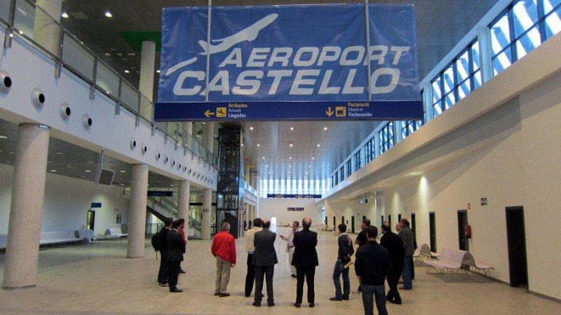 Aeropuerto de Castellón: Hacienda exige 7 M € por irregularidades en el IVA