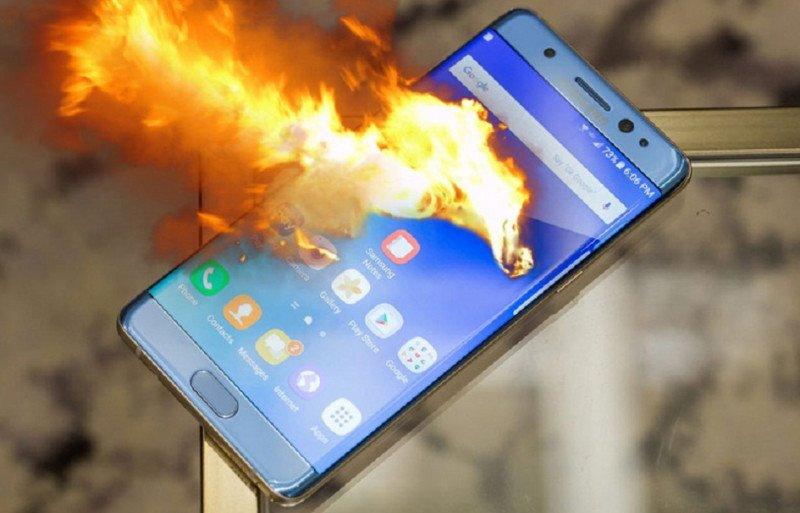 Más países prohíben el Galaxy Note 7 en todos los vuelos