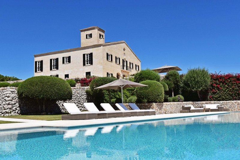 La villa Cugó Gran de Menorca se convierte en hotel de 5 estrellas