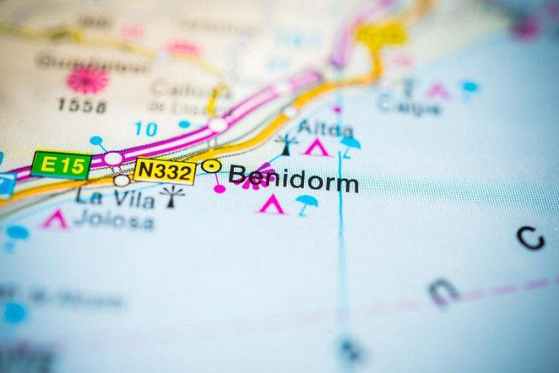 El alojamiento ilegal castiga la ocupación de los apartamentos de Benidorm