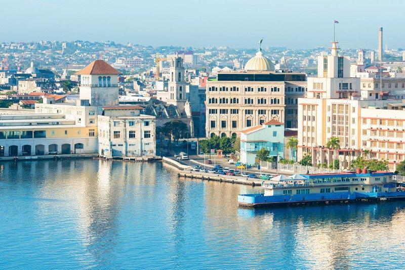 La Habana. Foto Infobae.