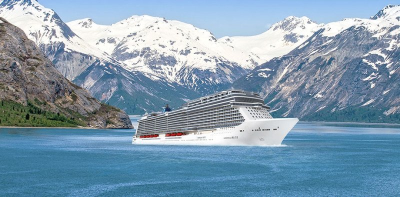 NCL estrenará en 2018 un barco diseñado específicamente para Alaska