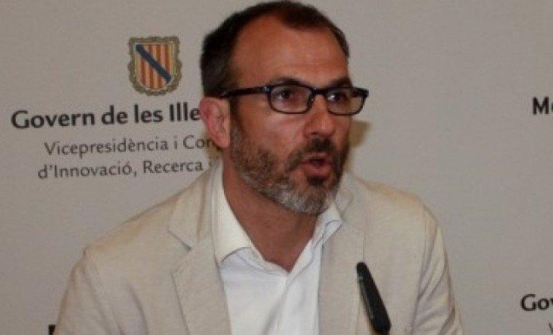 Biel Barceló, vicepresidente y conseller de Innovación, Investigación y Turismo.