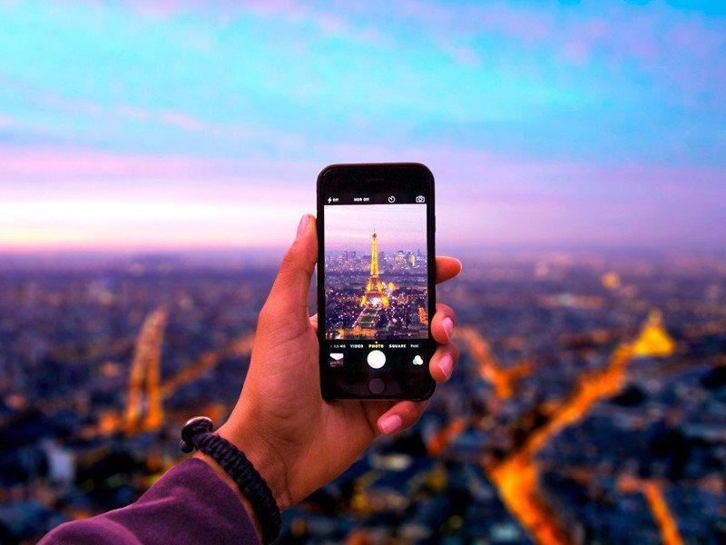 Los contenidos que se comparten en Instagram se convierte en influenciadores de la experiencia turística de futuros viajeros.