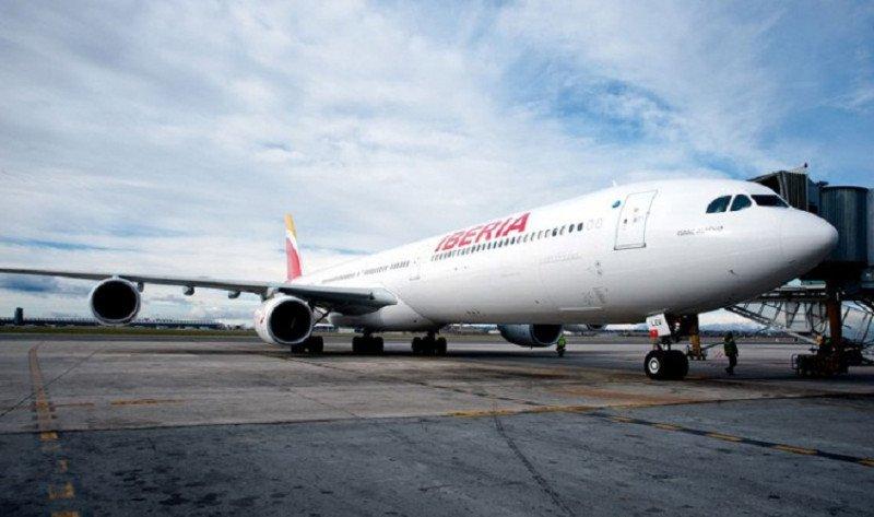 Iberia, multada en Colombia con 92.000 €