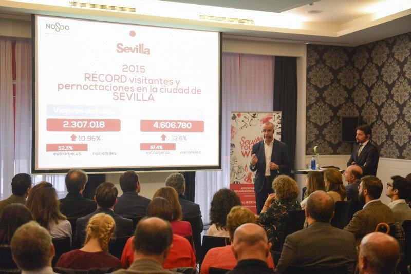 Sevilla abre a la participación su estrategia turística