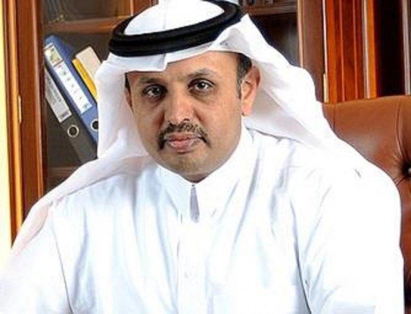 El presidente de la SRO, Rumaih Mohammed Al-Rumaih.
