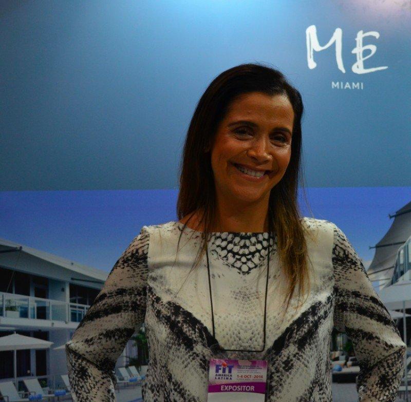 Sylvia Martínez, Gerente de Ventas ME Miami.