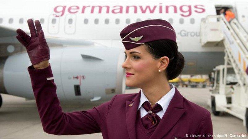 Cancelan 380 vuelos a causa de la huelga en las dos low cost de Lufthansa