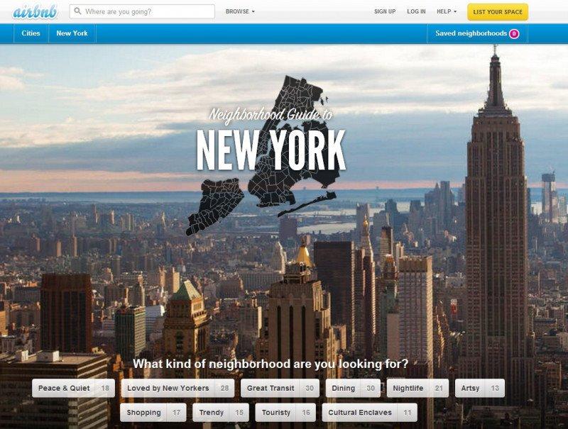 A pesar de la propuesta de Airbnb, la ciudad de Nueva York aprobó la normativa tal y como estaba previsto.