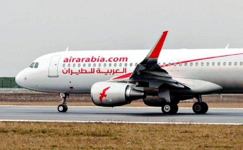 Air Arabia unirá Málaga y Tánger
