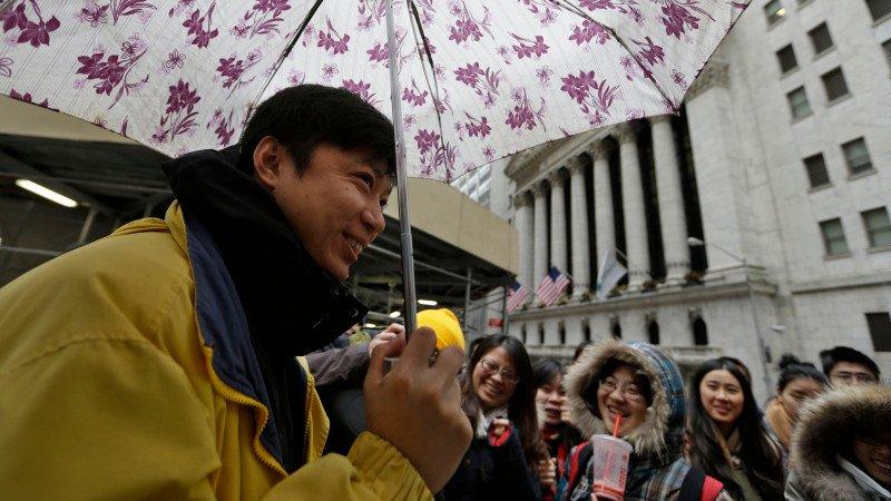 La china Ctrip invierte en dos TTOO de Estados Unidos
