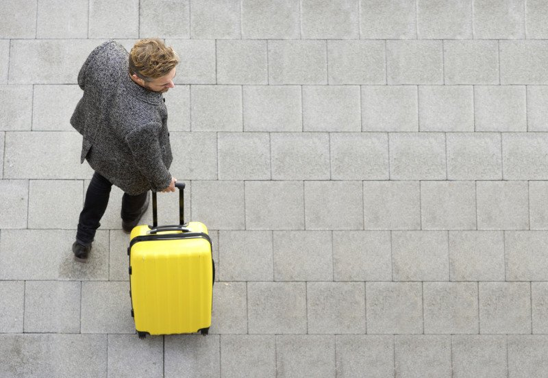 Llega el fin del viajero de negocios tradicional