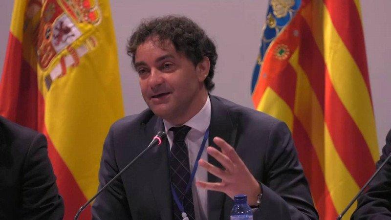 El secretario autonómico de la Agencia Valenciana de Turismo, Francesc Colomer.