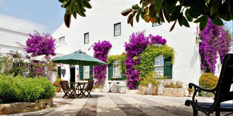 Menorca contabilizó la mayor ocupación en septiembre en alojamiento rural. Foto Hotel Biniarroca.