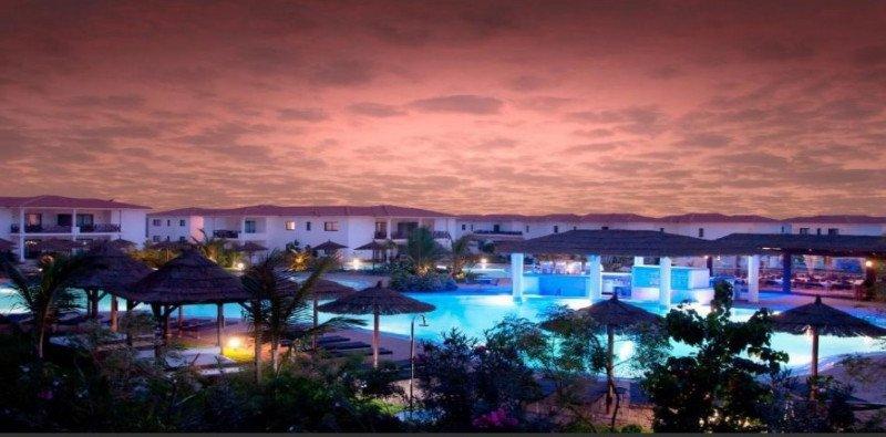 Meliá Tortuga Beach, uno de los dos hoteles que la cadena tiene ya en este destino.