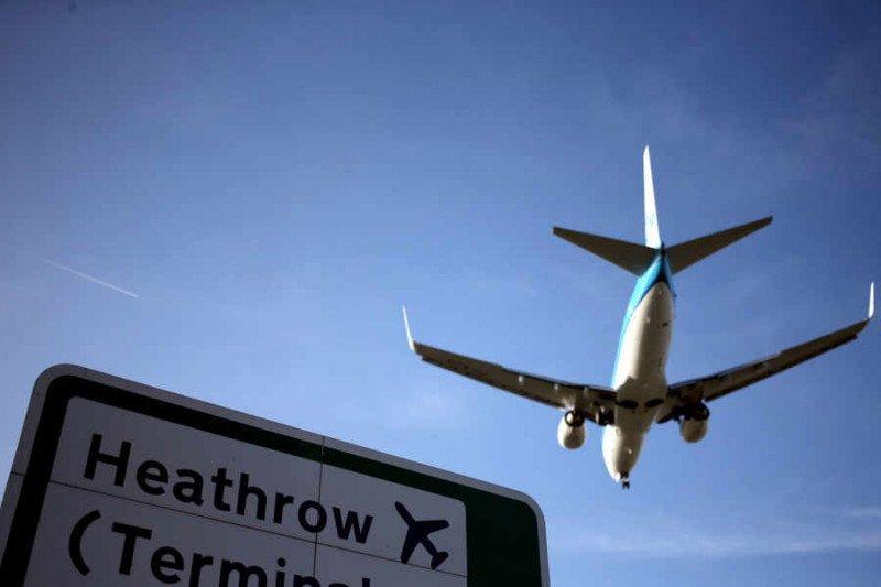 Empresarios y sindicalistas se comprometen con la tercera pista de Heathrow